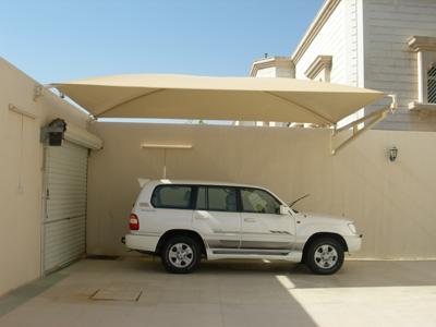 تركيب مظلات سيارات في محافظة العاصمة الكويت